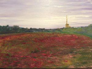 Poppy Field at Tetbury