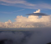 Snowdonia Clouds