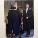 degree ceremony, open university
