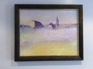 Malmesbury, Daniel's Well, mist